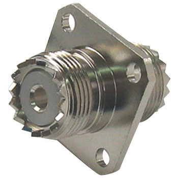 M-Type Coaxial Connector for Relay Adapter