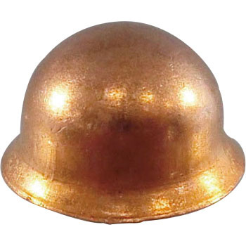 Copper Flare Cap
