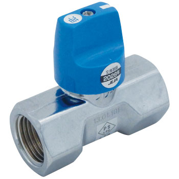 Flexible Tube Gas Valve Straight, Knob