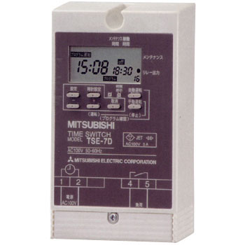 Time Switch TSE-7 Series