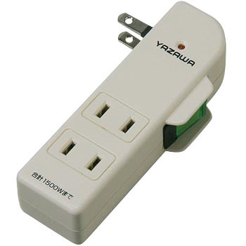 Side Power Strip, Lightning Surge Filter, Breaker SW