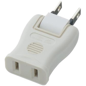 Swing Plug Adapter, 1 Outlet
