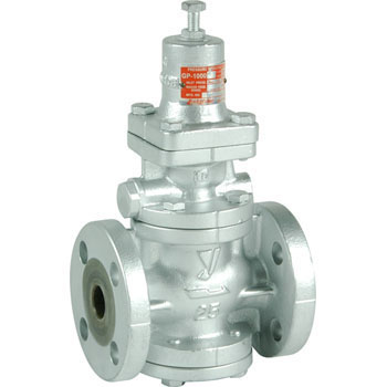 Pressure reducing valve (for steam) GP - 1000 series