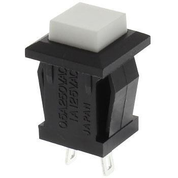 Push Button Switch Snap In Type Non Lock DS-412/-430/-431
