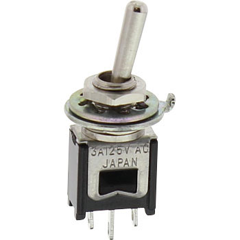Mini Toggle Switch MS-600 Series