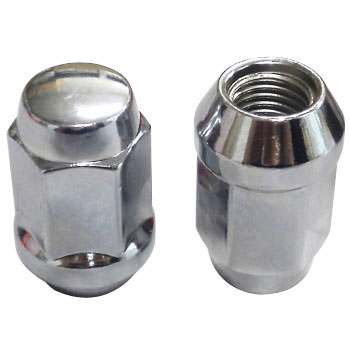Bag Nut With 19Hex Cap, Ax-Lug Nuts Umbrella Type