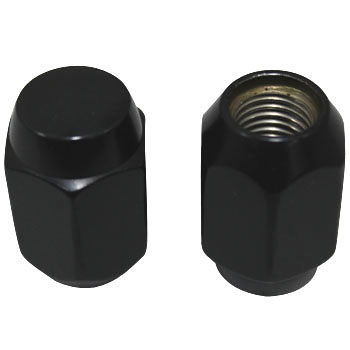 "Box Nut, ""AX-LUG NUTS Black type"""