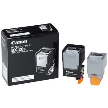 CANON BX-20s Ink Tank Installed Print Head + Refill Ink Tank