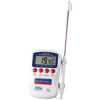 Digital Alarm Thermometer