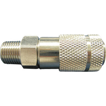 JUNRON Ultra Compact One Touch Coupling Male Socket