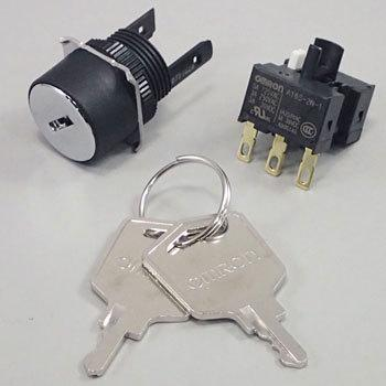 Key-Type Selector Switch