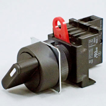 Knob-Type Selector Switch