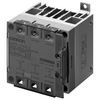 Solid state contactor for heater G3PE