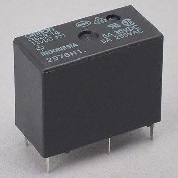 Small Power Relay G5SB