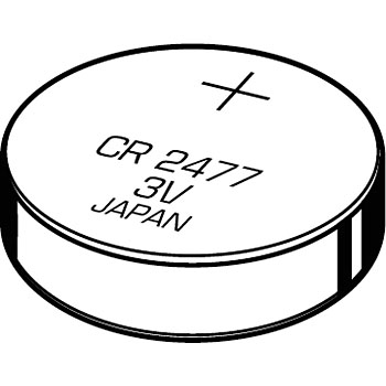 Counter Coin Battery