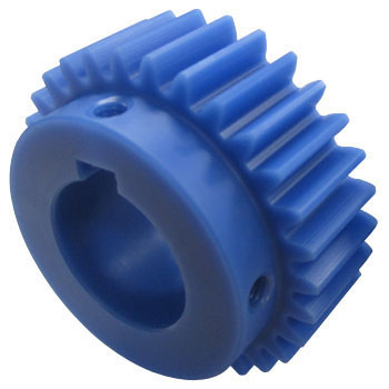 PS plastic spur gear module 1 J series (finished product type)