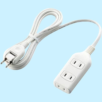Dust Prevention Shutter Power Strip
