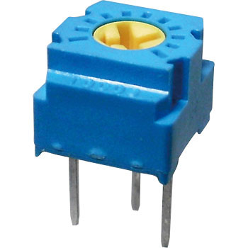 Single Turn Cermet Trimmers,GF063 Series Trimmer Potentiometers