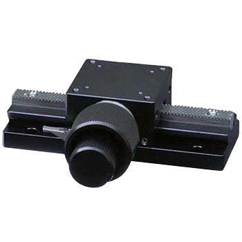 Long Distance X-axis Stages Rail Length 100mm, Handle Coarse