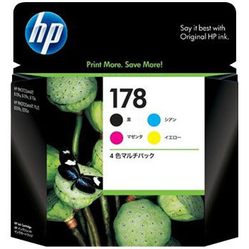 hp178 Multi Pack