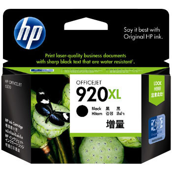 hp 920XL Ink Cartridge Black
