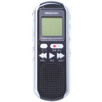 FM/AM Radio Voice Recorder ICR-021
