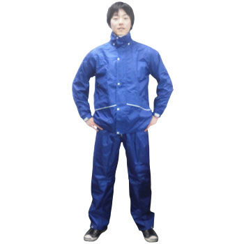 "Lightweight Moisture Transmission Rainwear, ""Fine Field"""