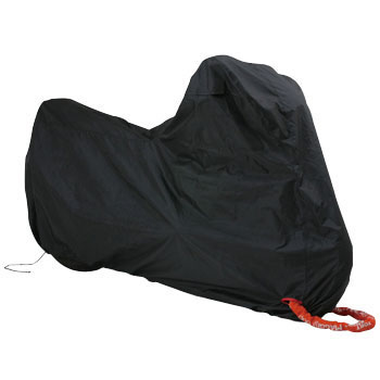 Motorcycle Cover Black