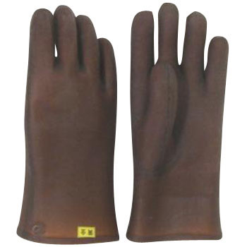 Thick Natural Rubber Gloves, SlappingBeetle