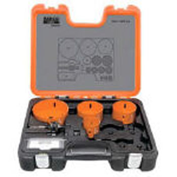 Bimetal Hole Saw Set
