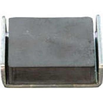 Encased Square Base Magnet,Ceramic Ferrite