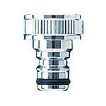 Joint Hose Nipple L Type with Metal Screw Faucet