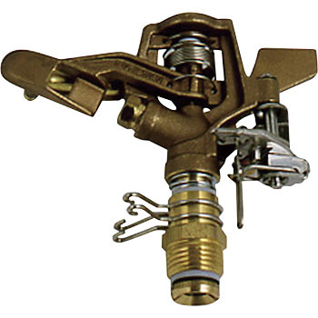 Metal Head Pulse Sprinkler