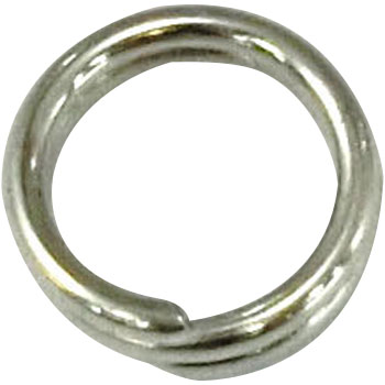 Nickel W Ring