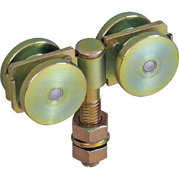 Door Hanger Bearing Wheel, Flexible