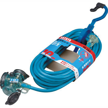 Outdoor 2P Extension Cord