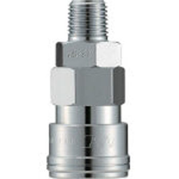 Quick Coupling AL Type, Female Screw Mounting Socket