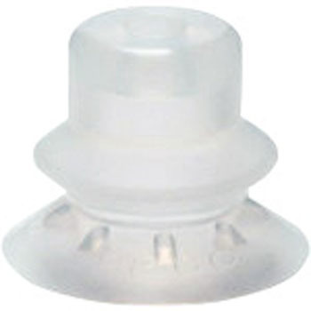 Bellows Type Vacuum Pad, Silicone Rubber