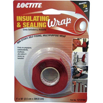 Insulating And Sealing Wrap, 3m