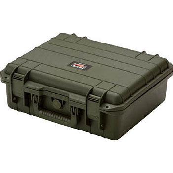 TRUSCO Protector Tool Case, Olive S