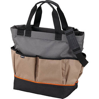 TRUSCO Work Tote Bag Gray
