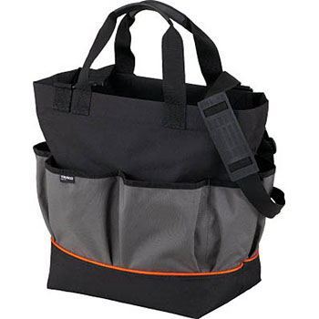 TRUSCO Work Tote Bag Black