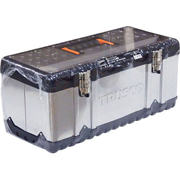 TRUSCO Stainless Steel Tool Box L