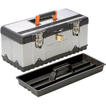 TRUSCO Stainless Steel Tool Box S