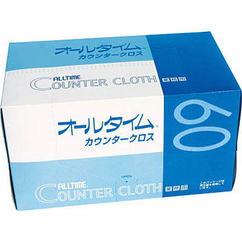 Counter Cloth Thick, 60Sheets
