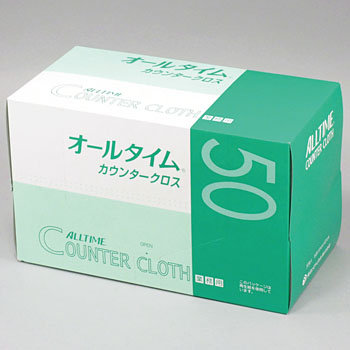 Kitchen Cloth 50pcs Tokyo Medical Dishcloth Counter Cloth Etc