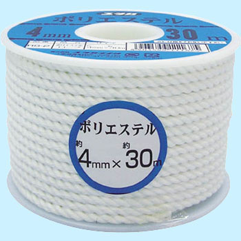 Polyester Rope 3 Stranded