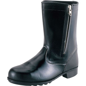 Safety Half Boots with Zipper 544C02