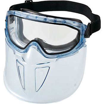 Safety Goggles, Closed Type, Visor