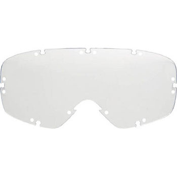 Safety goggles for spare lens